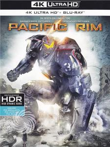 Pacific Rim - Blu-Ray  UHD - MediaWorld.it