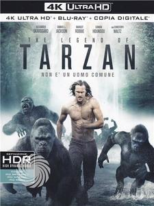 The legend of Tarzan - Blu-Ray  UHD - MediaWorld.it