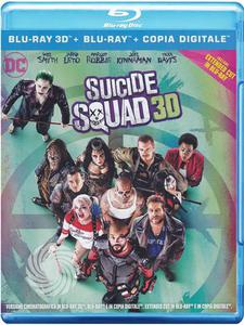 Suicide squad - Blu-Ray  3D - MediaWorld.it