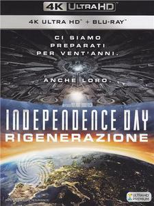 Independence day - Rigenerazione - Blu-Ray  UHD - MediaWorld.it