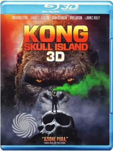 KONG - SKULL ISLAND - Blu-Ray  3D - MediaWorld.it