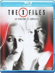 The X-files - Blu-Ray  - Stagione 11 - MediaWorld.it