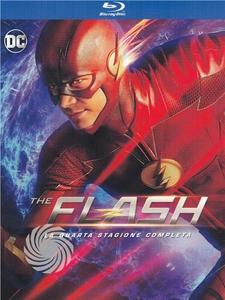 The flash - Stagione 04 - Blu-Ray - MediaWorld.it