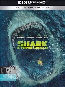 Shark - Il primo squalo - Blu-Ray  UHD - MediaWorld.it
