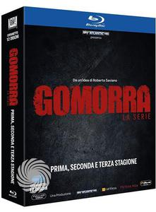Gomorra - La serie - Blu-Ray - MediaWorld.it