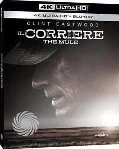 IL CORRIERE - THE MULE - Blu-Ray  UHD - MediaWorld.it