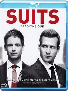 Suits - Blu-Ray - Stagione 2 - MediaWorld.it