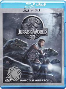 Jurassic World - Blu-Ray  3D - MediaWorld.it