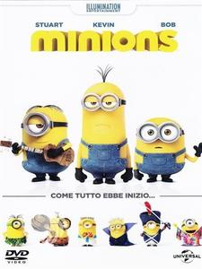 Minions - DVD - MediaWorld.it