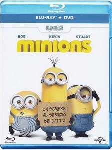 Minions - Blu-Ray - MediaWorld.it