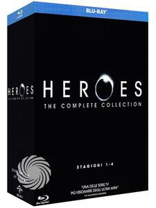 Heroes - The complete collection - Blu-Ray - MediaWorld.it