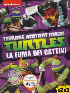 Teenage mutant ninja turtles - Renegade rampage! - DVD - Stagione 2 - MediaWorld.it