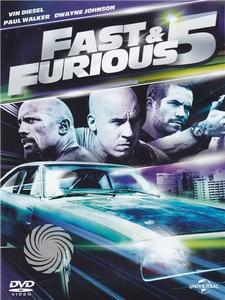 Fast & furious 5 - DVD - MediaWorld.it