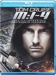 Mission: impossible - Protocollo fantasma - Blu-Ray - MediaWorld.it
