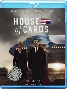 House of cards - Blu-Ray - Stagione 3 - MediaWorld.it