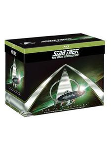Star Trek: The Next Generation - Blu-Ray  - Stagione 0 - MediaWorld.it