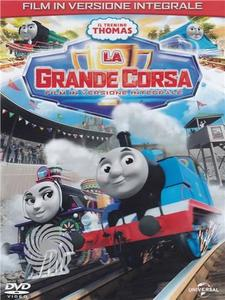 Il trenino Thomas - La grande corsa - DVD - MediaWorld.it