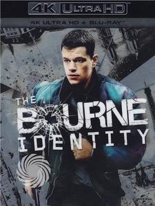 The Bourne identity - Blu-Ray  UHD - MediaWorld.it