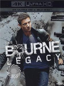 The Bourne legacy - Blu-Ray  UHD - MediaWorld.it
