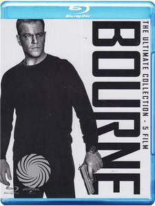 Bourne - The ultimate collection - Blu-Ray - MediaWorld.it