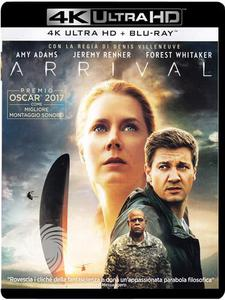 ARRIVAL - Blu-Ray  UHD - MediaWorld.it