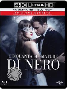 Cinquanta sfumature di nero - Blu-Ray  UHD - MediaWorld.it