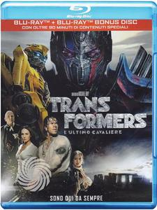 TRANSFORMERS - L'ULTIMO CAVALIERE - Blu-Ray - MediaWorld.it