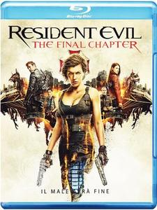 Resident evil - The final chapter - Blu-Ray - MediaWorld.it