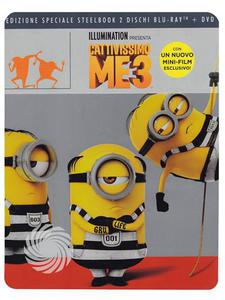 CATTIVISSIMO ME 3 - Blu-ray Steelbook - MediaWorld.it