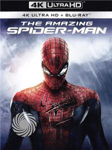 The amazing Spider-man - Blu-Ray  UHD - MediaWorld.it
