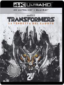 Transformers - La vendetta del caduto - Blu-Ray  UHD - MediaWorld.it