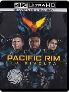 PACIFIC RIM - LA RIVOLTA - Blu-Ray  UHD - MediaWorld.it