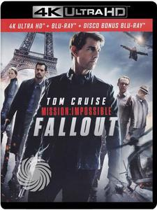 Mission: Impossible - Fallout - Blu-Ray  UHD - MediaWorld.it