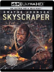 SKYSCRAPER - Blu-Ray  UHD - MediaWorld.it