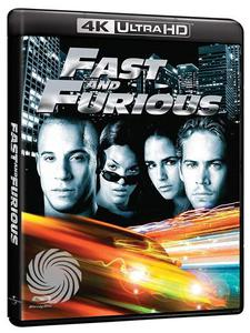 Fast and furious - Blu-Ray  UHD - MediaWorld.it