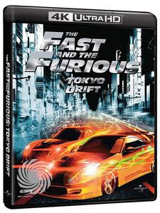 The fast and the furious - Tokyo drift - Blu-Ray  UHD - MediaWorld.it