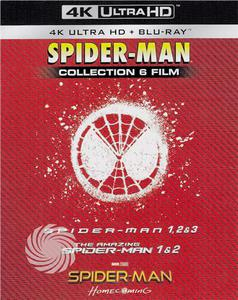 Spider-man - Blu-Ray  UHD - MediaWorld.it
