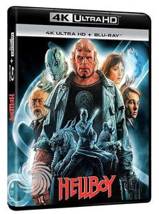 Hellboy - Blu-Ray  UHD - MediaWorld.it