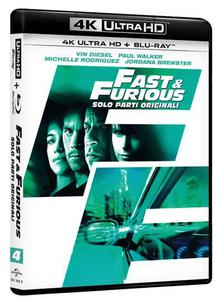 Fast & furious - Solo parti originali - Blu-Ray  UHD - MediaWorld.it