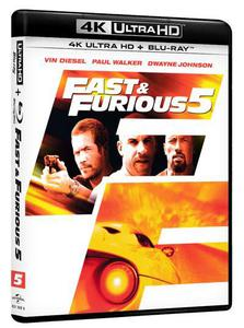 Fast & furious 5 - Blu-Ray  UHD - MediaWorld.it