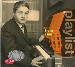 Lauzi,Bruno - Playlist: Bruno Lauzi - CD - MediaWorld.it