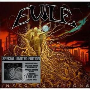 Evile - Infected Nations: Redux - CD - MediaWorld.it