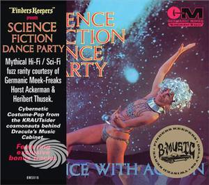 Science Fiction Corporation - Science Fiction Dance Party (Dance With Action) - CD - MediaWorld.it