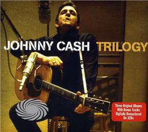 Cash,Johnny - Trilogy - CD - MediaWorld.it