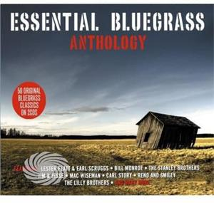 V/A - Essential Bluegrass Anthology - CD - MediaWorld.it