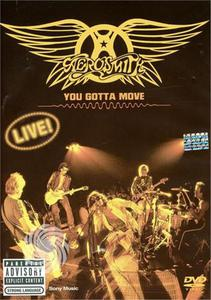AEROSMITH - YOU GOTTA MOVE - DVD - MediaWorld.it