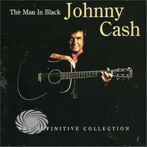 Cash,Johnny - Man In Black-Definitive - CD - MediaWorld.it