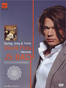 David Fray, Deutsche Kammerphilarmonie Bremen, Florian Donderer, Angelika Grossman - David Fray plays J.S. Bach - DVD - MediaWorld.it