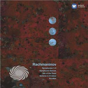 RACHMANINOV, S. - SYMPHONIES 1-3 - CD - MediaWorld.it