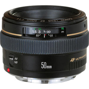 CANON EF 50 MM F1,4 USM - MediaWorld.it